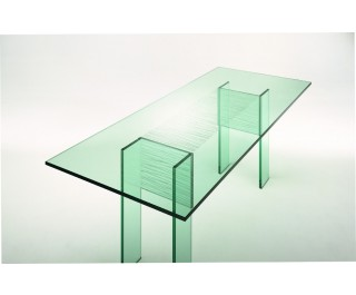 Tratteggio | Dining Table | Urbinati