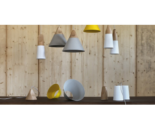 Slope | Suspension lamp | Miniforms