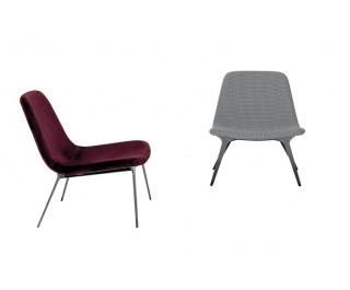 Sveva | Lounge Chair | Tonin Casa