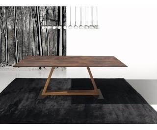 Kansas   Dining table   Ideal Sedia