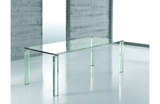 Leonardo dining table by Urbinati
