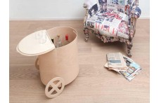 Big Bang side table by Villa Home Collection