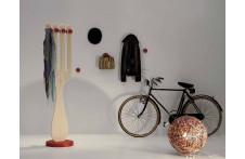 Fork coat hanger by Emporium