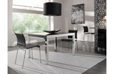 Milano dining table by Ideal Sedia