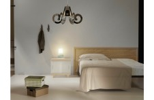 Cancun bedside table by Emporium
