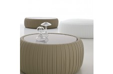 Plissé coffee table by Tonin Casa