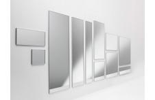 Ute Minimal & Millerighe mirror by Horm